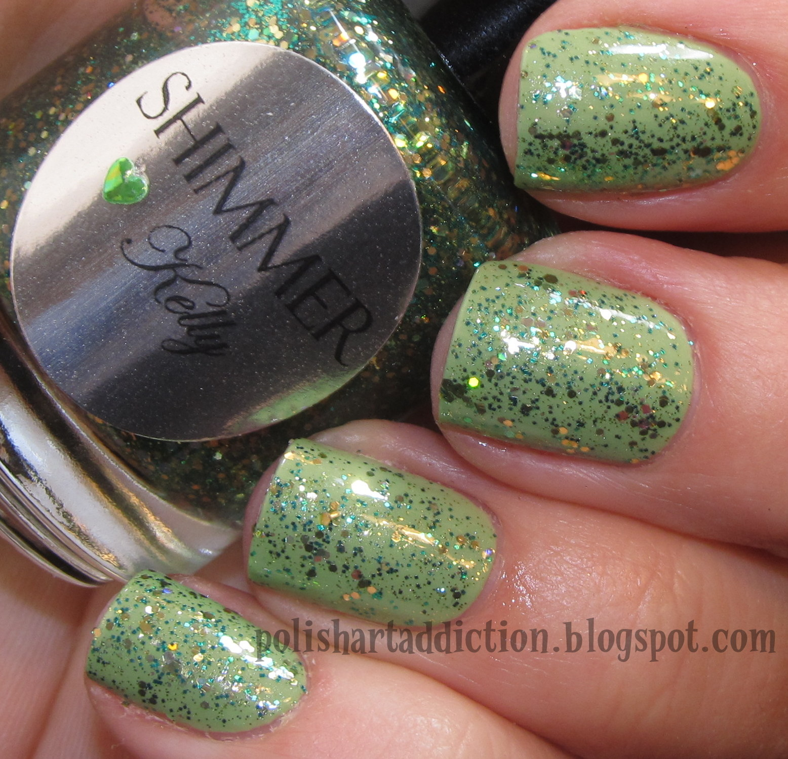 Shimmer Polish - Kelly, Jovie, & Maria