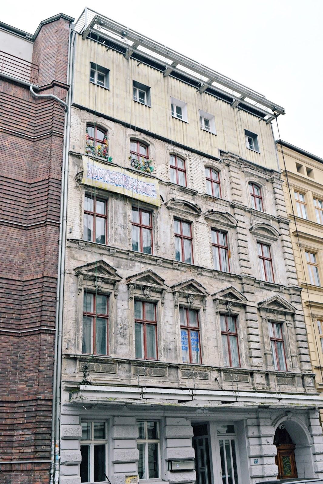 24 hours in berlin building