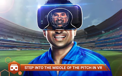 How To Play Sachin Saga VR Game?