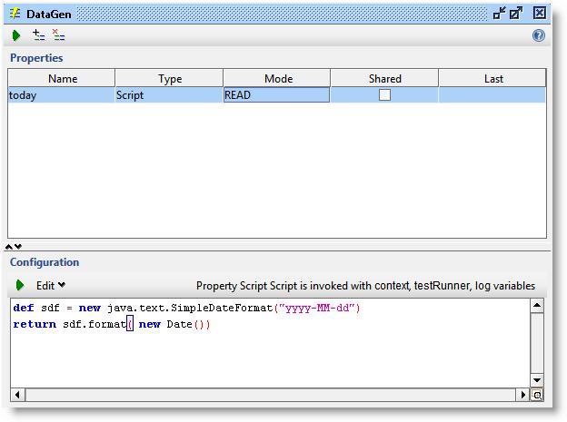 Oguzhan's Blog: SoapUI - Dynamic Properties - Getting