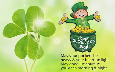 happy st patrick's day 2018 wishes