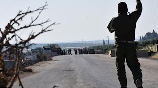 Suriye Arap Cumhuriyetindeki savaş zamanı operasyonu tam hızlanıyor