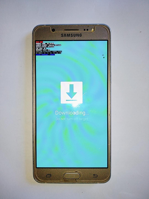 Cara Flash Samsung J5 SM J510FN Official Frimware ODIN