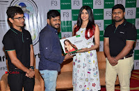 Bollywood Actress Adah Sharma Pos in White Printed Short Dress at OPPO F3 Plus Selfie Expert Mobile Launch .COM 0092.jpg