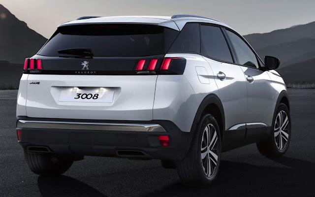 Peugeot 3008 ganha prêmio