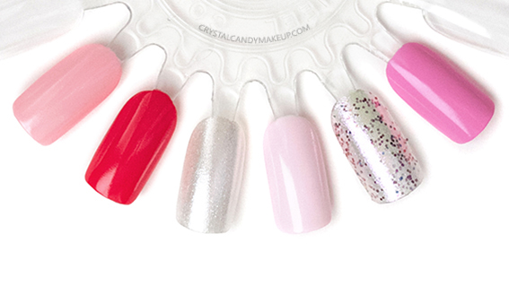 OPI Hello Kitty Collection Photos Swatches