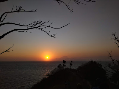 Senja Indah Di Lombok