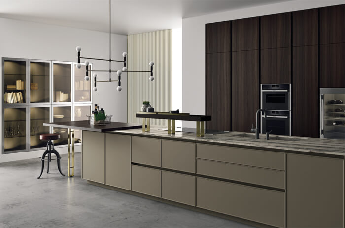 Modello Soho domo cucine