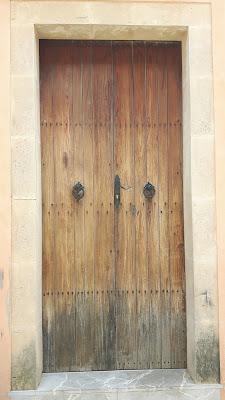 Mallorca-Reiseblog: Türen