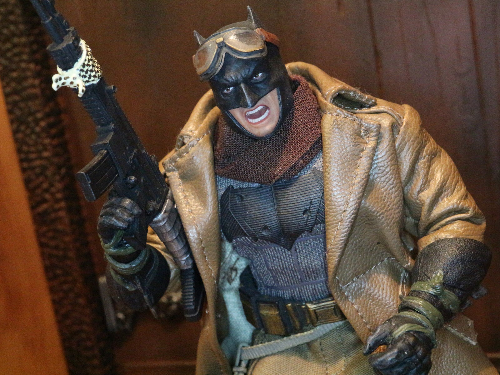 Action Figure Barbecue: Action Figure Review: Knightmare Batman from ...