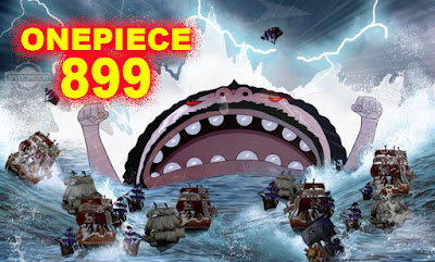 REVIEW ONEPIECE 899