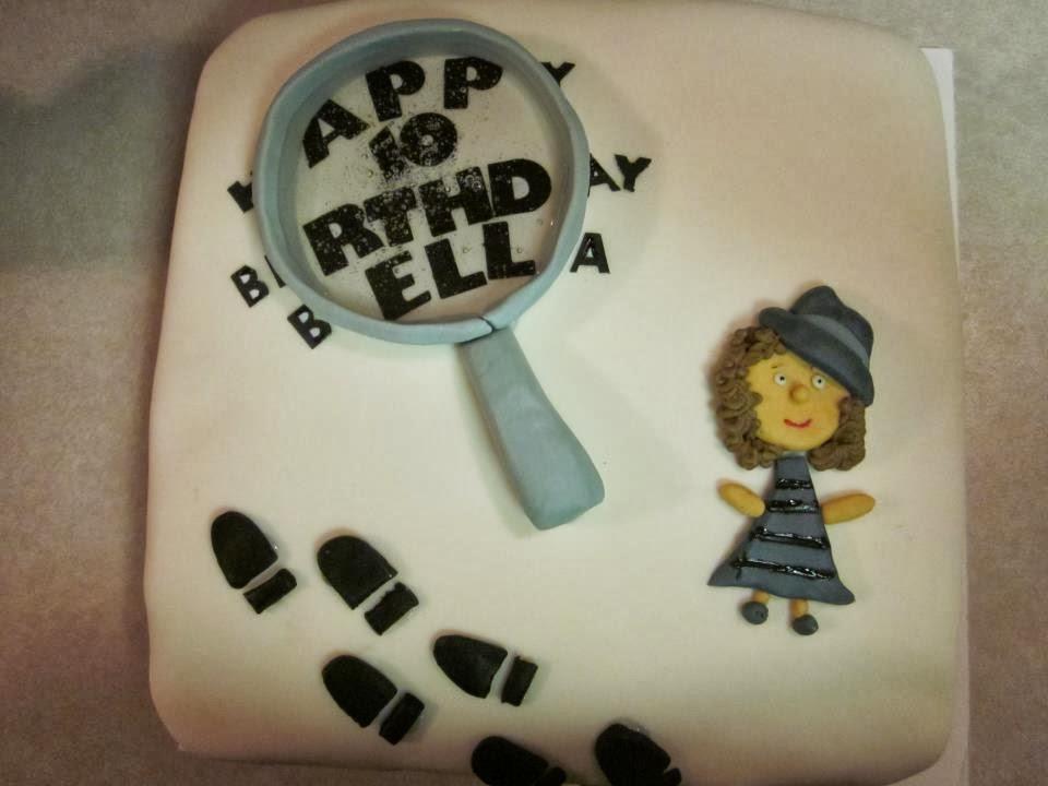 Kaylas Cookies And Crumbs Detective Cake