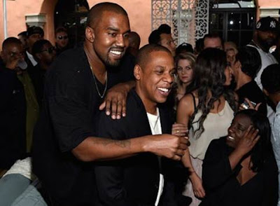 beefing jay z and kanye west hov ye