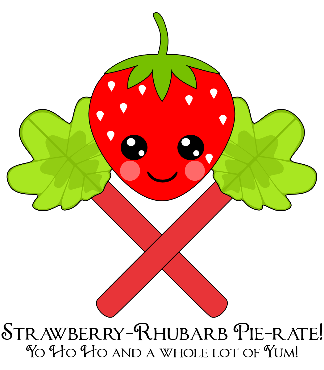 rhubarb coloring pages - photo#15