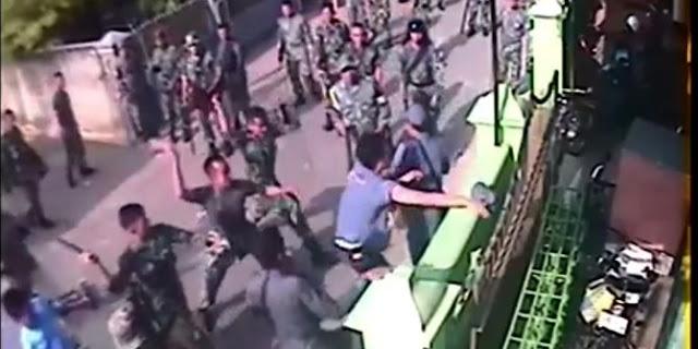 TNI vs Warga, Hentikan Kekerasan Atau Kami Satukan Barisan Tiada Damai Tanpa Perang