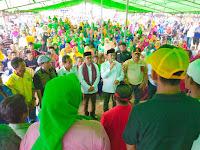 <b>Tim Pemenangan Lutfi-Feri Targetkan Kemenangan 70 porsen di Kelurahan Kolo</b>