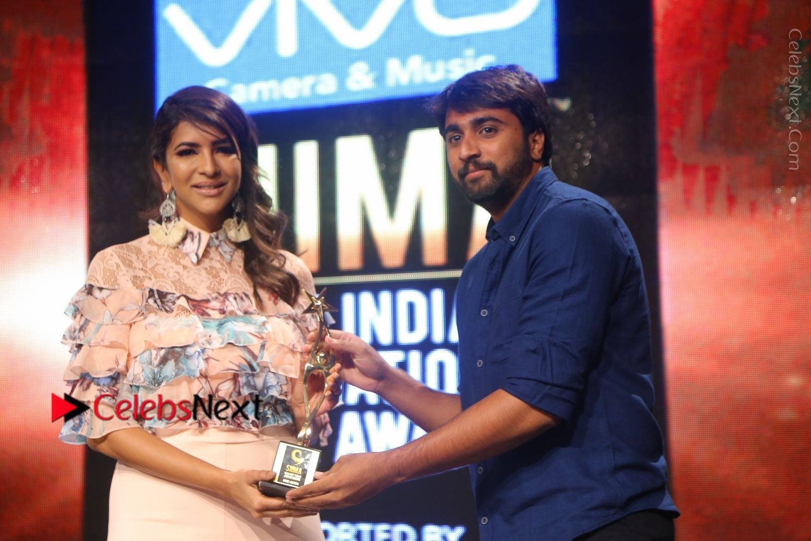 South Indian International Movie Awards (SIIMA) Short Film Awards 2017 Function Stills