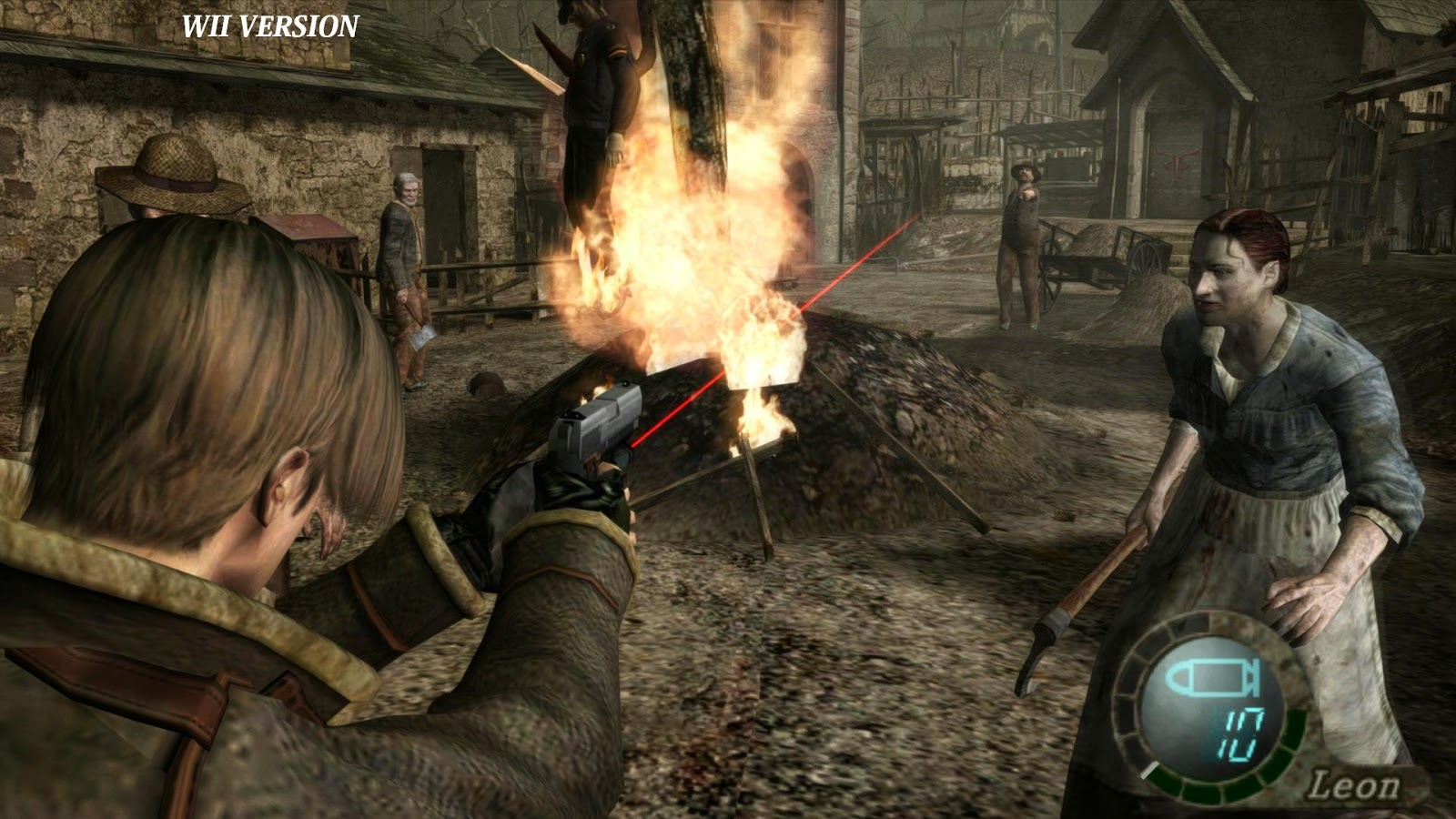 Resident evil 4 full savagame file unlimited ammohealth