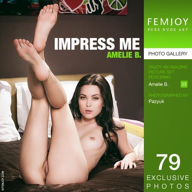 Vihmjof 2015-02-15 Amelie B - Impress Me 02230