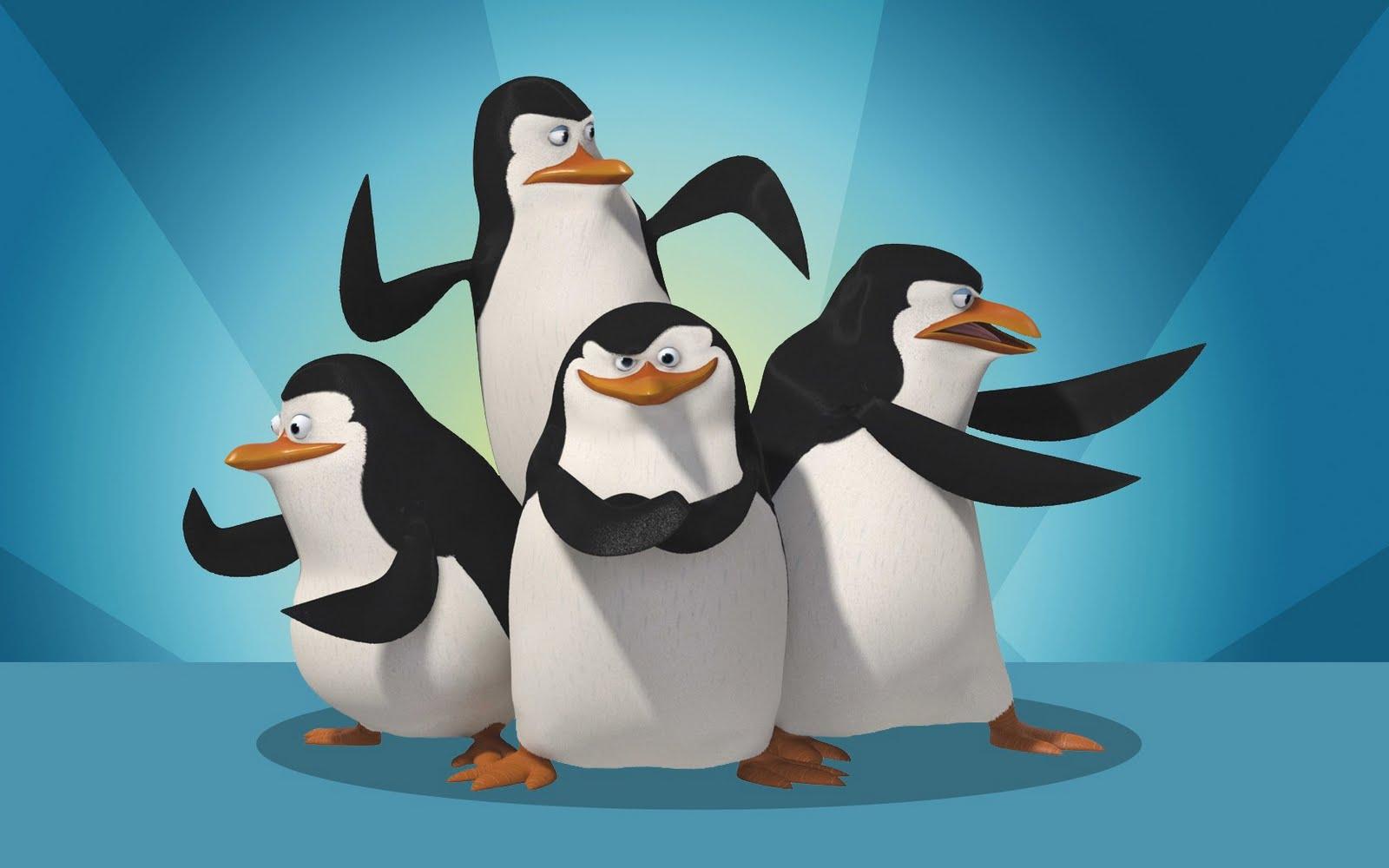 Denisblogs The Madagascar And The Penguins Of Madagascar