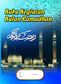 Download Buku Kegiatan Bulan Suci Ramadhan bagi Siswa SD, SMP, SMA