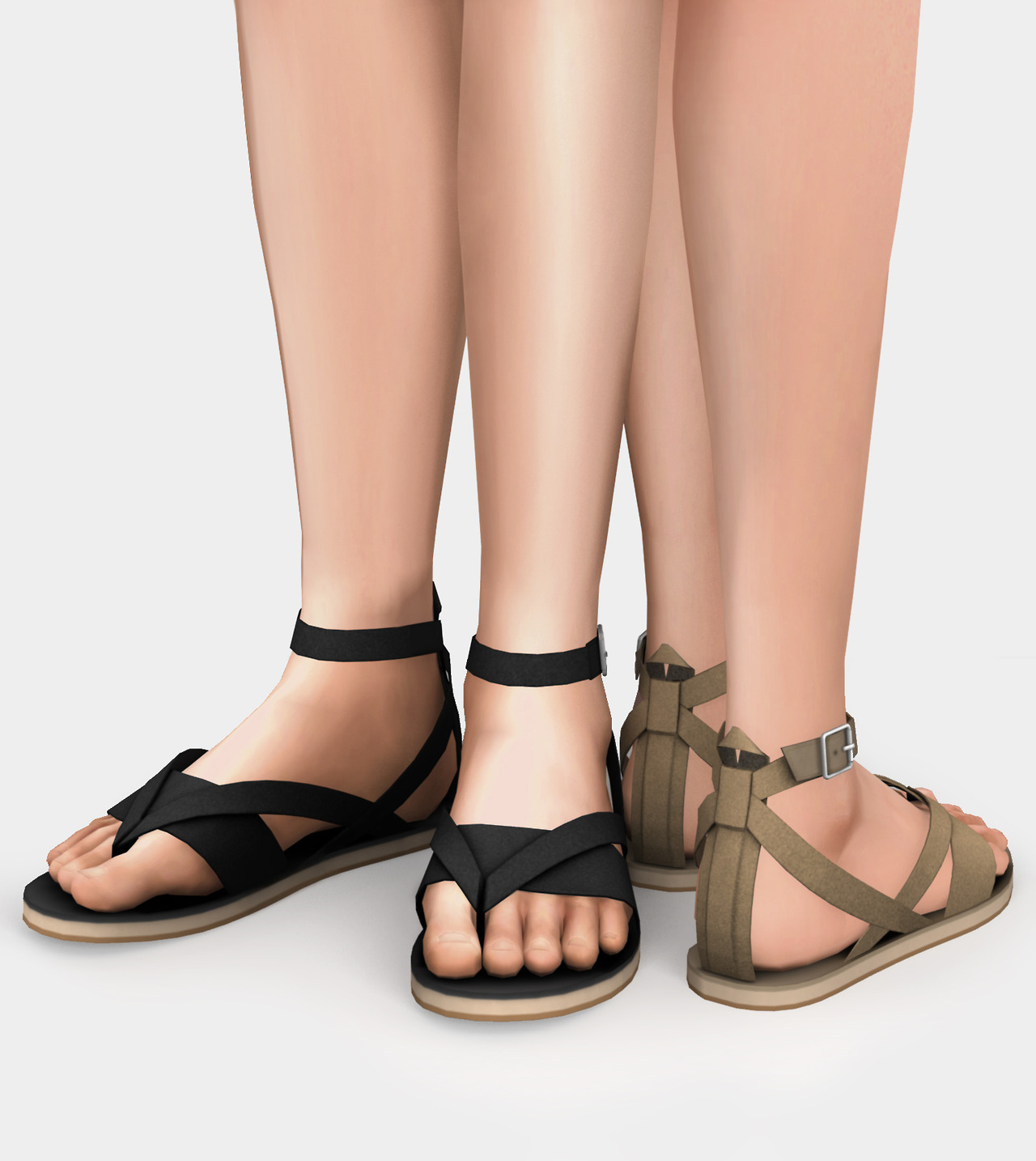 sims 4 cc's - the best: dries van noten sandals (2) by mauvemorn, Badezimmer ideen