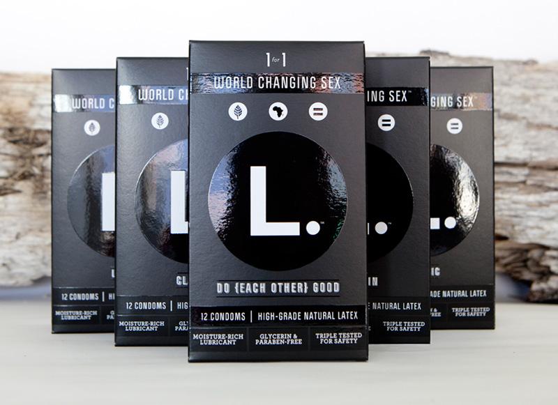 L. Condoms