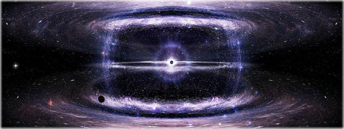 o fim dos buracos negros