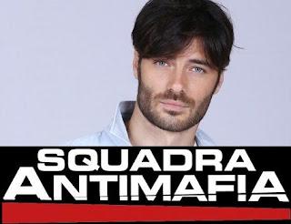 nuovo attore protagonista squadra antimafia 8: giulio berruti nel ruolo di carlo nigro