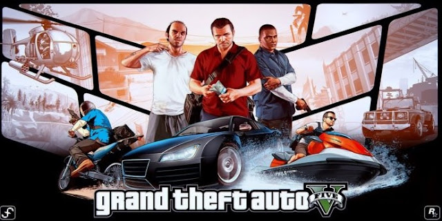 6 Game GTA Android Gratis