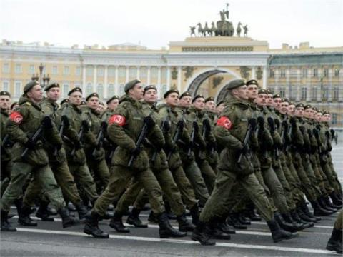 Economic crisis in Russia - 20 percent reduction in military spending