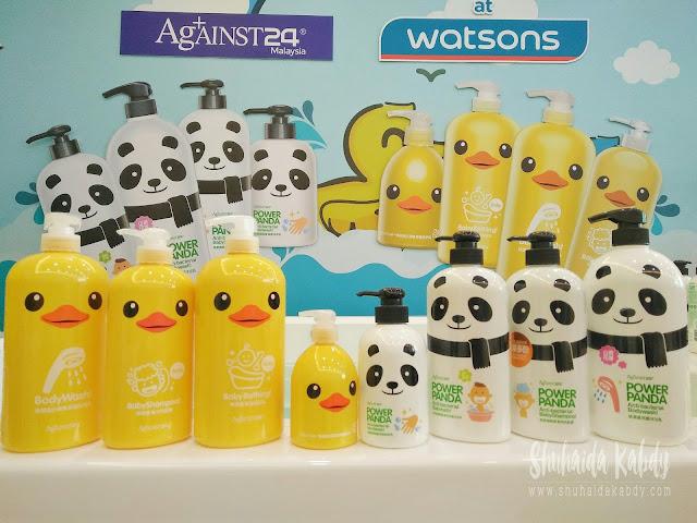 produk terbaru dari against24 rubber duck dan power panda