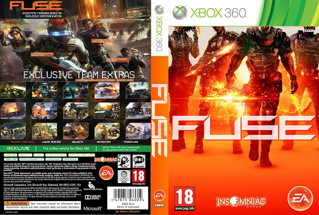Fuse Xbox 360 Game Wiring Diagrams