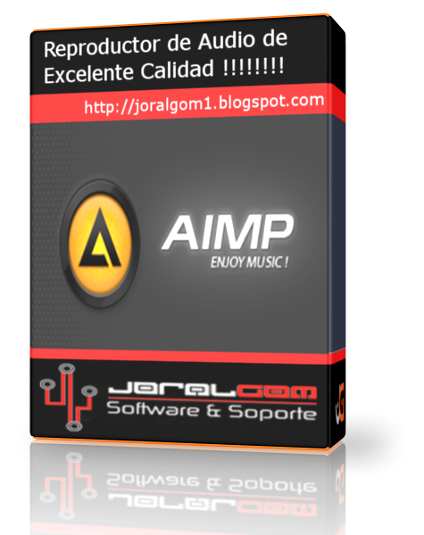 AIMP v4.10 1827 Build Reproductor de Audio de Excelente Calidad !!!!