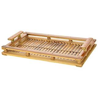 Kerajinan Dari Bambu Nampan