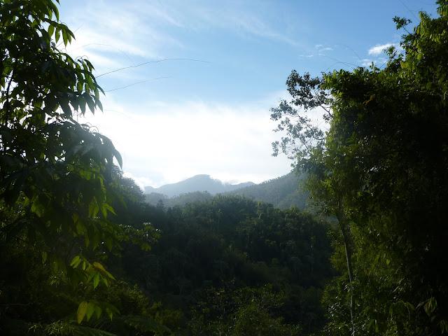 Pico Turquino mount