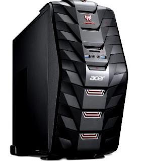 Acer Predator G3-710 Review Specs