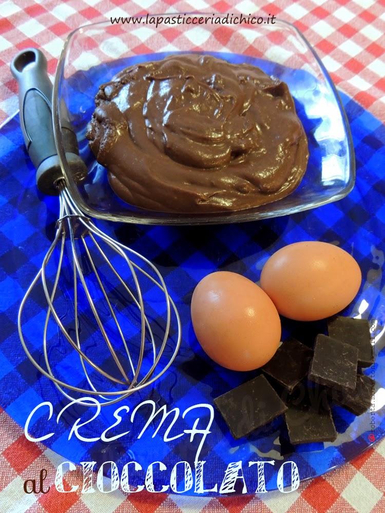 Foto di Crema al Cioccolato