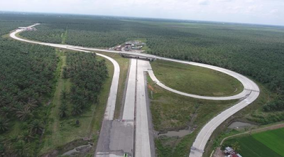 Ini Proyek Prioritas Nasional yang Dibangun di Aceh