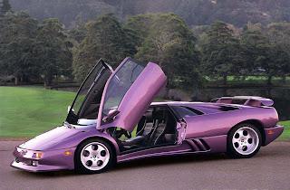 Dream Fantasy Cars-Diablo SE30 Jota
