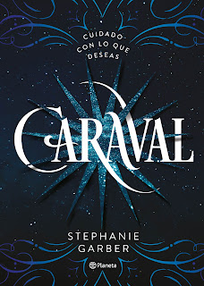 Caraval 1, Stephanie Garber