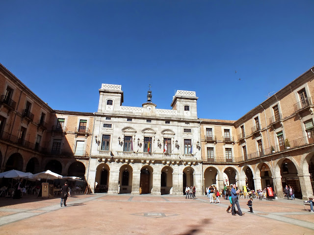 Plaza de Ávila