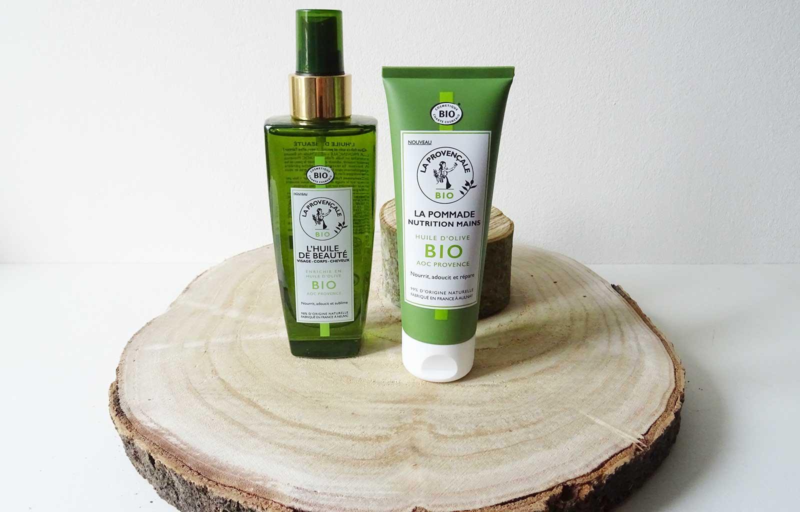 La Provençale soins corps cheveux bio naturels