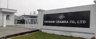 Loker Operator Produksi Terbaru di PT. ONAMBA INDONESIA Karawang