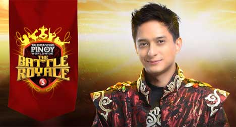 Ryan Agoncillo - Talentadong Pinoy Battle Royale