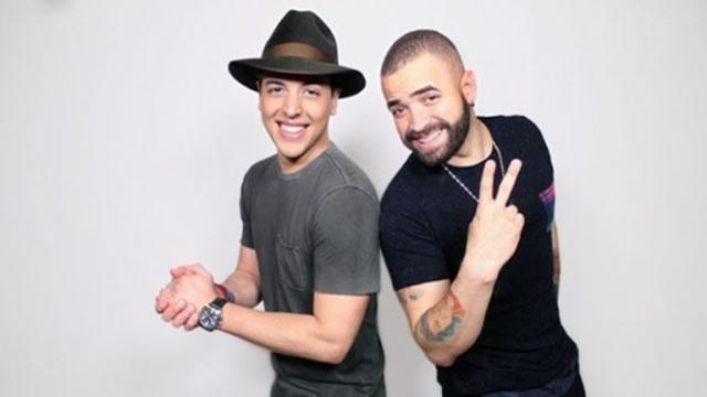 La nueva canción de Nacho y Victor Muñoz para Venezuela (Video)