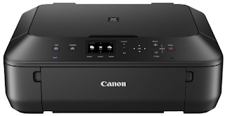 Canon PIXMA MG5550  Driver Download & Manual Installation
