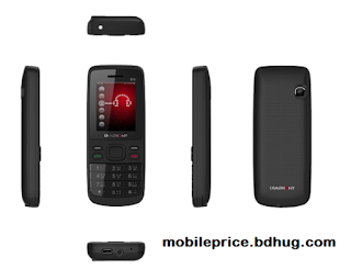 Symphony B16 Feature, Specification, Price In Bangladesh