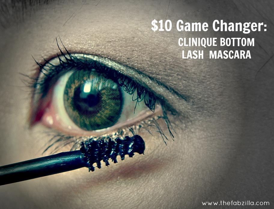 cf9ad0c15f0 $10 Game Changer: CLINIQUE Bottom Lash Mascara (Review, Photos ...