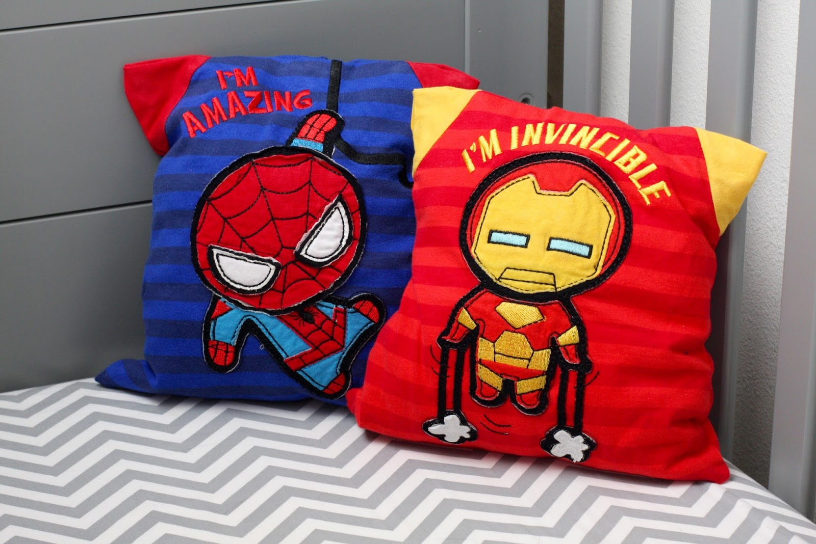 Geek Diy Bam Marvel Kawaii Baby Infant Onesie Into